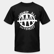 Produit local Against All Authority - AAA