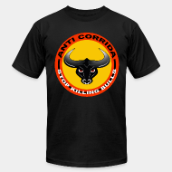 Produit local Anti corrida - stop killing bulls