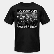 Produit local Too many cops too little justice