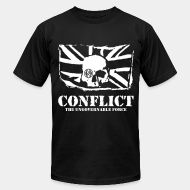 Produit local Conflict - The ungovernable force