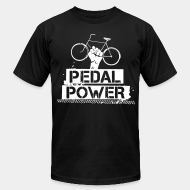 Produit local Pedal power
