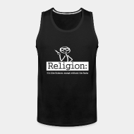 Camisole Religion: It's like Science, except without the facts