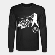 Chandail à manches longues Animal Liberation Front - ALF