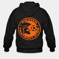Hoodie à fermeture éclair Antifa football club