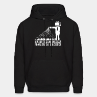 Hoodie sweatshirt Mainstream medias propaganda machines