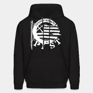Hoodie sweatshirt The Pist - Destroy society