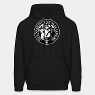 Hoodie sweatshirt Conflict - To a nation of animal lovers