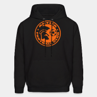 Hoodie sweatshirt Antifa football club