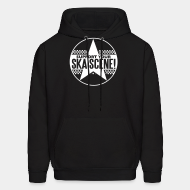 Hoodie sweatshirt Support your SKA scene!