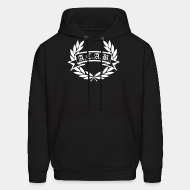 Hoodie sweatshirt A.C.A.B. All Cops Are Bastards
