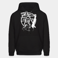 Hoodie sweatshirt Anarchism is the revolutionary idea that no one is more qualified than you are to decide what your life will be