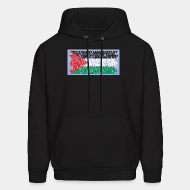 Hoodie sweatshirt Palestine - They stole my land