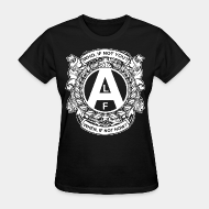 T-shirt féminin ♀ ALF - who, if not you? when, if not now?