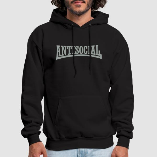 Antisocial - Sweat à capuche (Hoodie) Skinhead