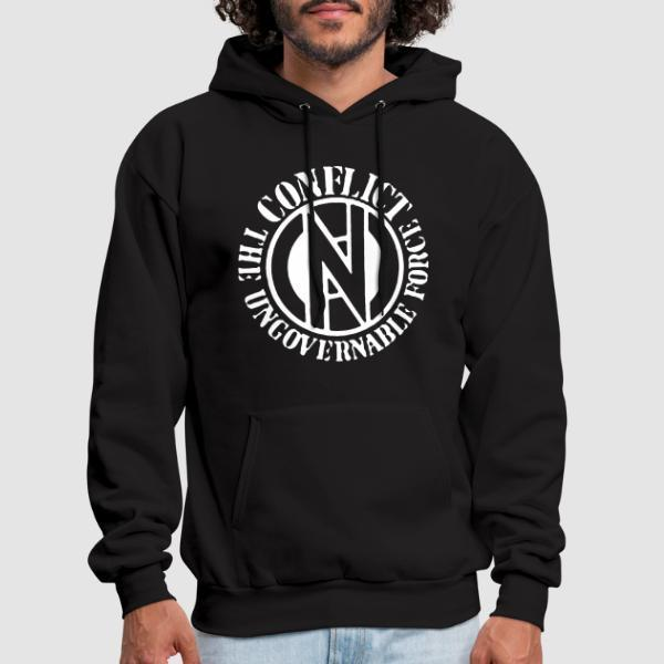 Conflict - The ungovernable force - Sweat à capuche (Hoodie) Band Merch