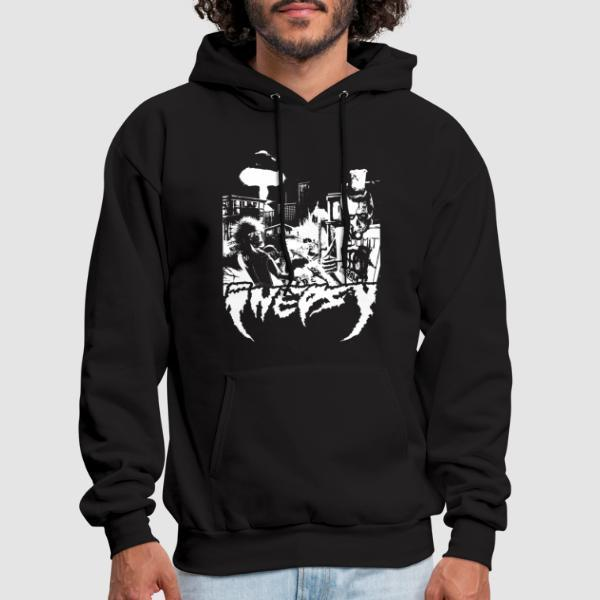 Inepsy - Sweat à capuche (Hoodie) Band Merch