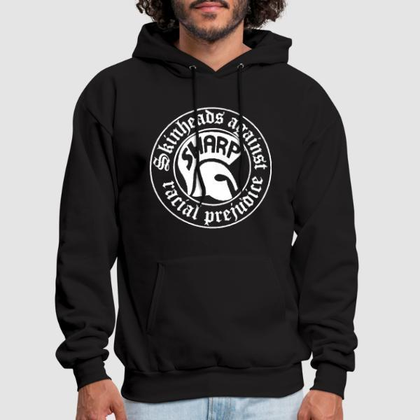 Skinheads Against Racial Prejudice (SHARP) - Sweat à capuche (Hoodie) Skinhead