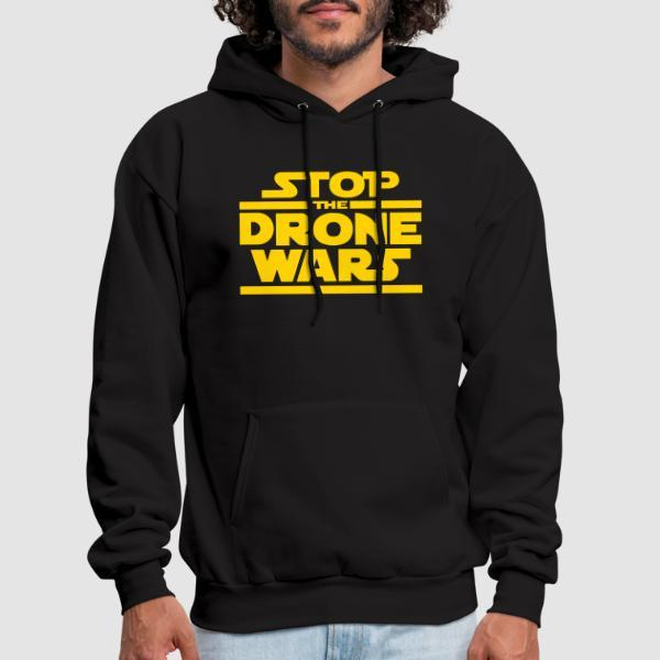 Stop the drone wars - Sweat à capuche (Hoodie) anti-guerre