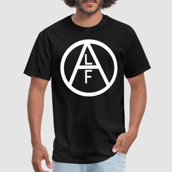 ALF - Animal Liberation Front - T-shirt véganes et libération animale