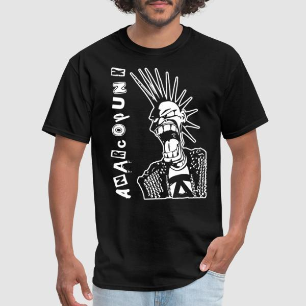 Anarcopunk - T-shirt Punk