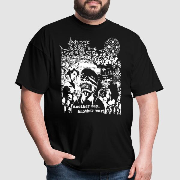Anti-Product - Another day, another war! - T-shirt Band Merch
