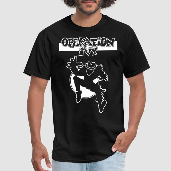 Operation Ivy - T-shirt Band Merch