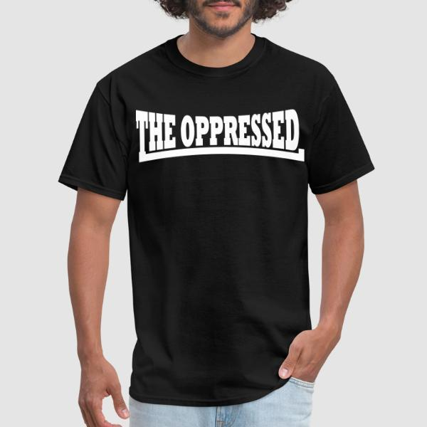 The Oppressed - T-shirt Band Merch