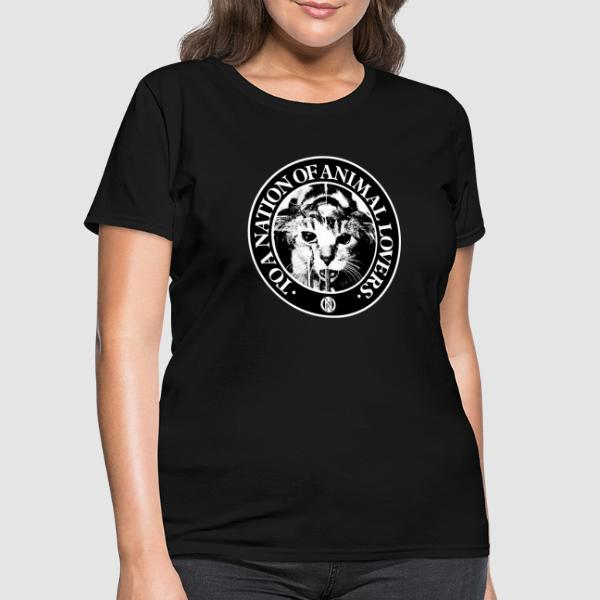 Conflict - To a nation of animal lovers - T-shirt féminin Band Merch