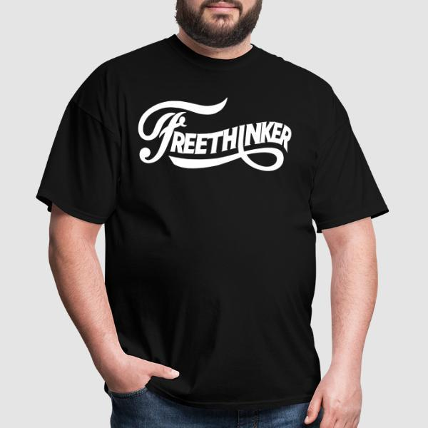 Freethinker - T-shirt Athé