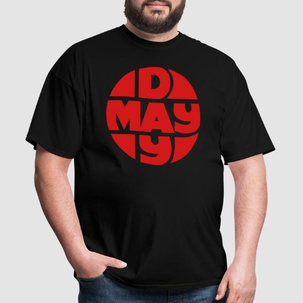 MayDay - T-shirt Working Class