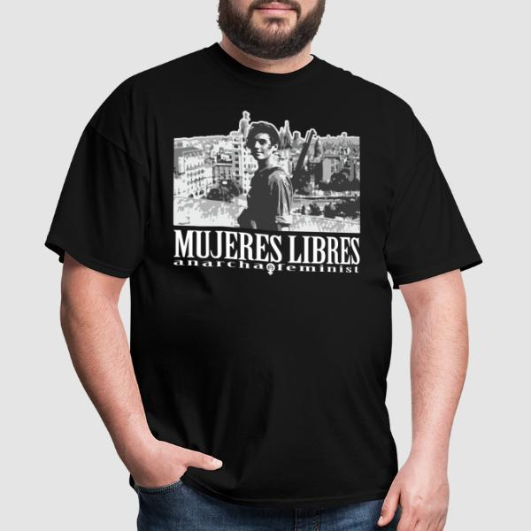 Mujeres libres anarcha-feminist - T-shirt Révolution espagnole 1936
