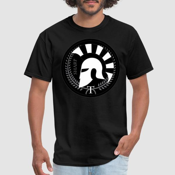 SHARP (Skinheads Against Racial Prejudices) - T-shirt Skinhead