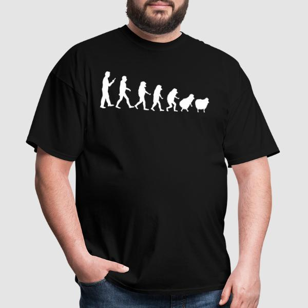 Sheeple - T-shirt humour engagé