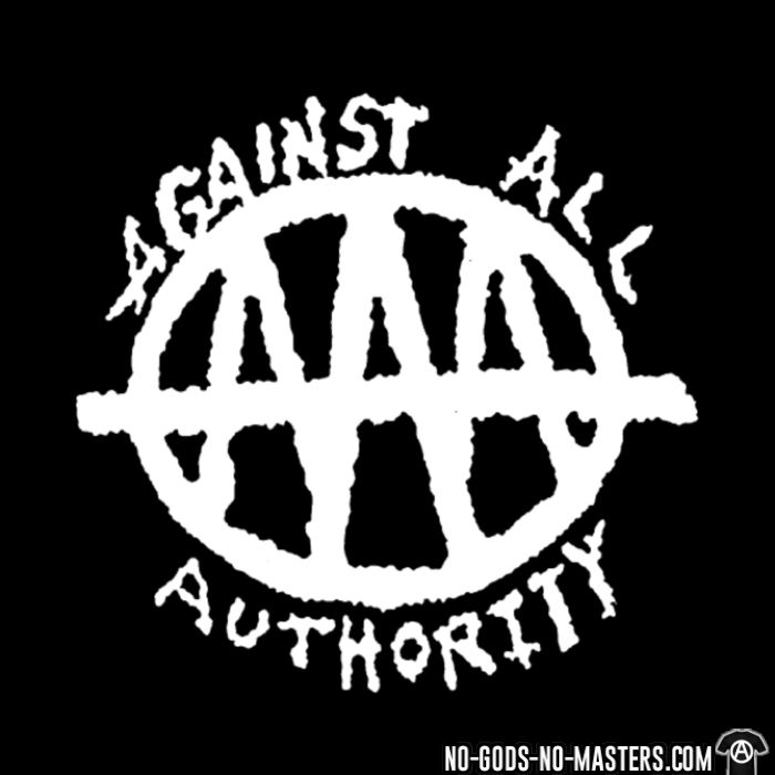 Against All Authority - AAA - T-shirt Band Merch