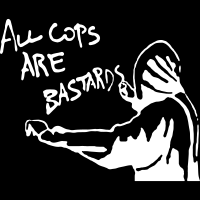 All Cops Are Bastards - T-shirt ACAB anti-flic