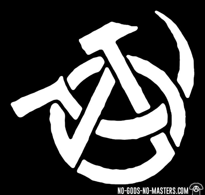 Anarcho-Communism - T-shirt Militant
