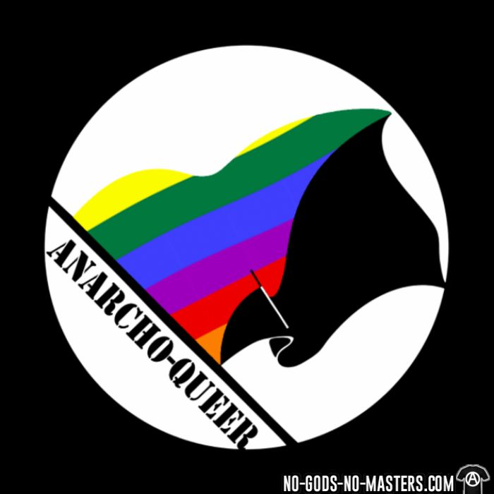 Anarcho-queer - T-shirt Féministe