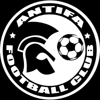 Antifa football club - T-shirt Anti-Fasciste