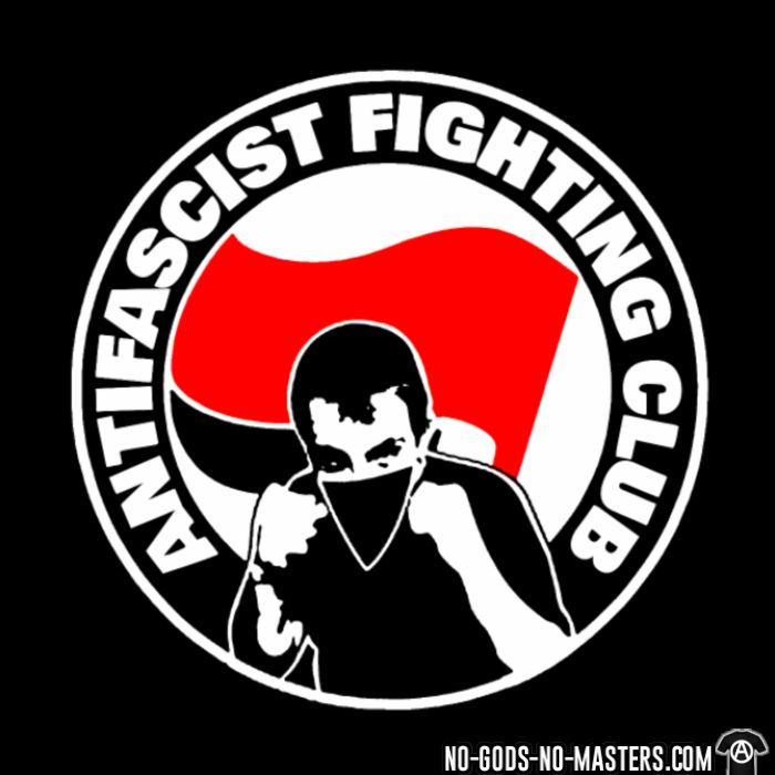 Antifascist fighting club - Débardeur pour femme Anti-Fasciste