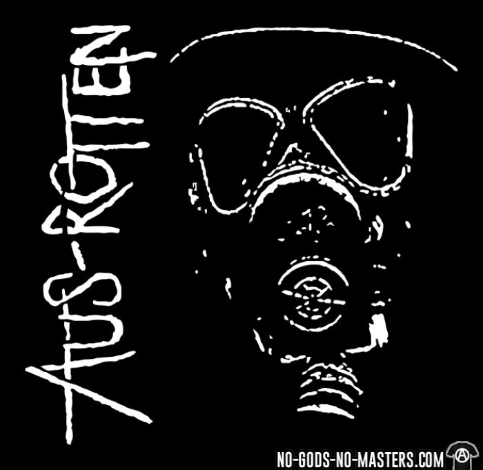 Aus-Rotten - T-shirt Band Merch