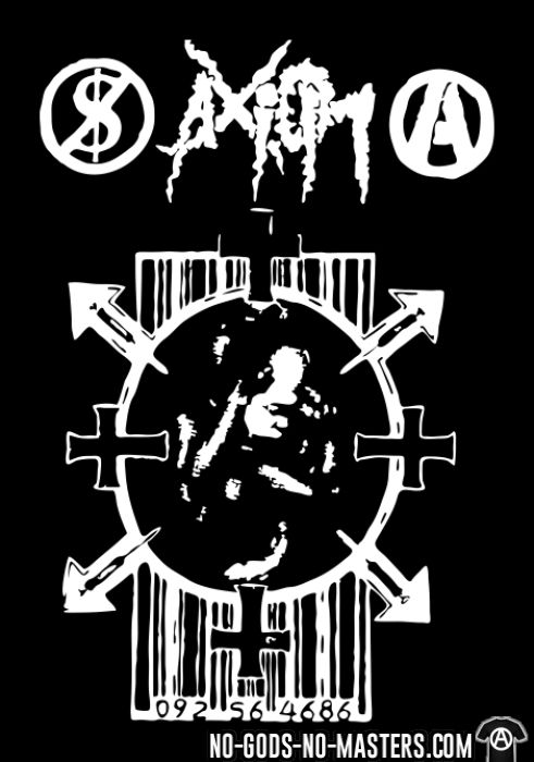 Axiom - T-shirt Band Merch