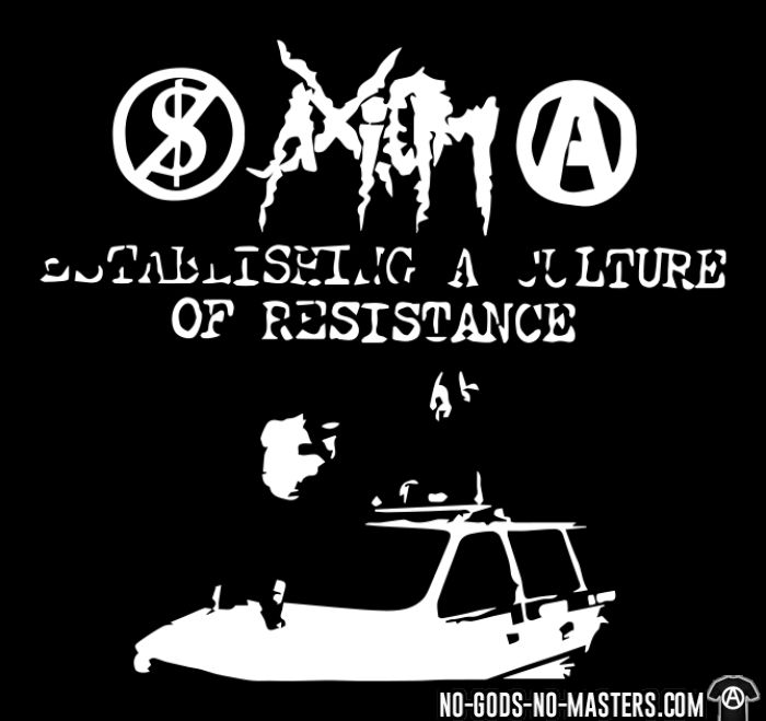 Axiom - Establishing a culture of resistance - Débardeur pour femme Band Merch
