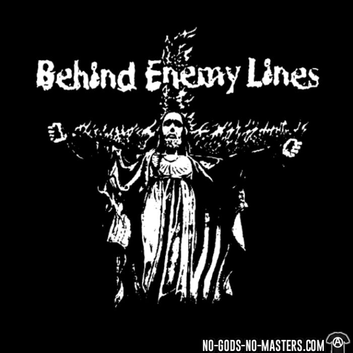 Behind Enemy Lines - Chandails à manches longues Band Merch