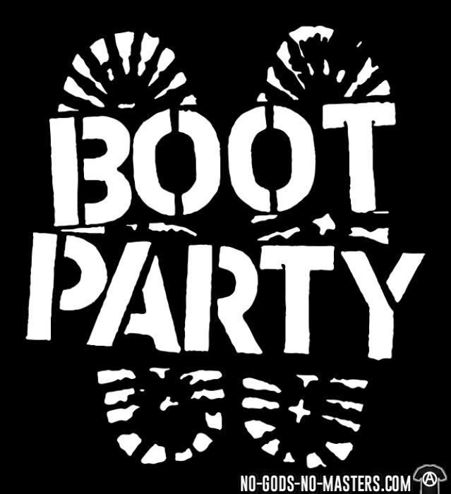 Boot party - Chandails à manches longues Skinhead