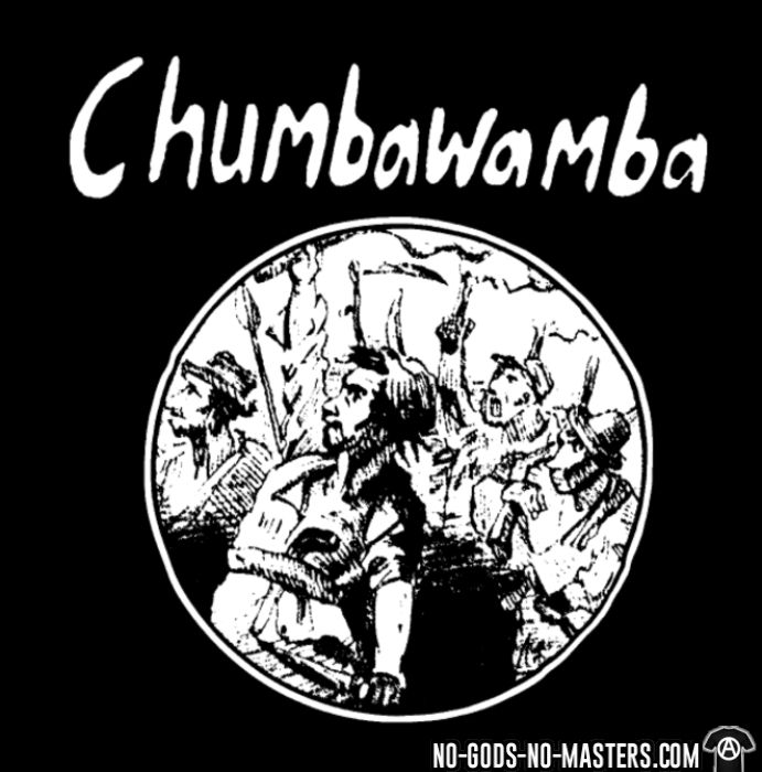 Chumbawamba - T-shirt Band Merch