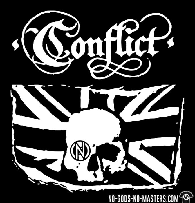 Conflict - T-shirt Band Merch