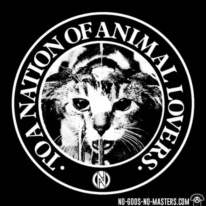 Conflict - To a nation of animal lovers - T-shirt Band Merch