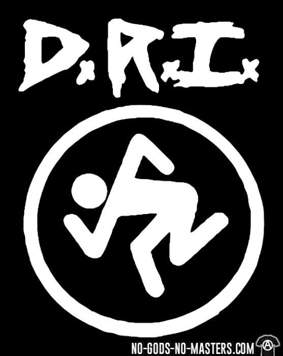 D.R.I. Dirty Rotten Imbeciles - T-shirt Band Merch