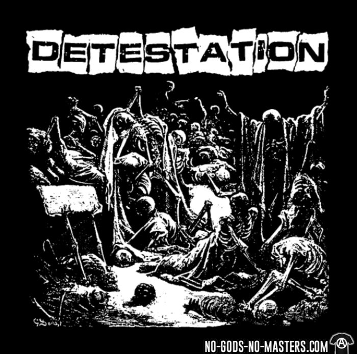 Detestation - T-shirt Band Merch