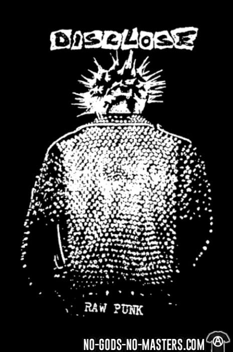Disclose - raw punk - T-shirt Band Merch